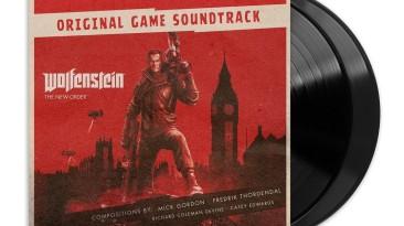Саундтрек Wolfenstein выйдет на виниле