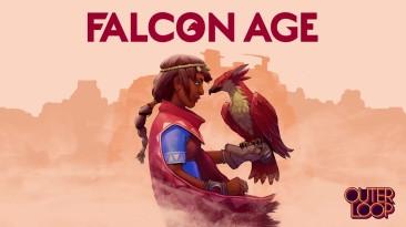Геймплейный трейлер приключения с соколом Falcon Age для PS4 и PSVR