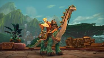 Девушка сделала статуэтку самого дорогого маунта из World of Warcraft