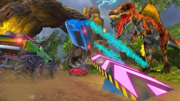 Новый трейлер Cruis'n Blast демонстрирует некоторые из своих безумных гоночных мест