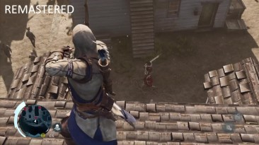 Assassin's Creed 3: Remastered - ДО и ПОСЛЕ! Полное сравнение!