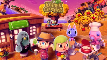 Animal Crossing была задумана игрой для маленьких девочек