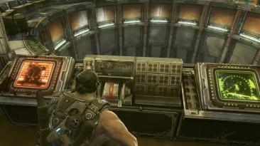 Gears of War 3 - стал неплохо работать на эмуляторе X360