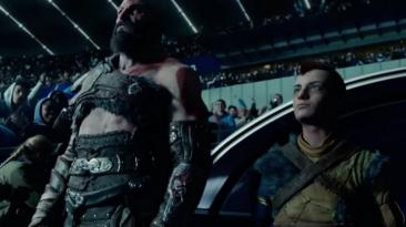 В рекламе Лиги чемпионов от PlayStation засветились Кратос, Атрей, Элой и Рэтчет