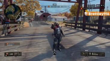 Call of Duty Black Ops 4 - смешные и эпические моменты эпизод 15