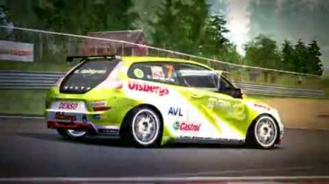 """Race 07 STCC """"The Game 2 Expansion Trailer"""""""