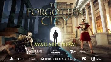 Состоялся релиз The Forgotten City на ПК и консолях