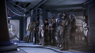 """Mass Effect 3 """"JAM - JohnP's Alternate MEHEM (Русская локализация)"""""""