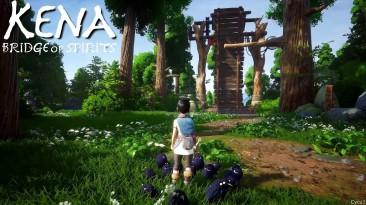 Восемь минут геймплея Kena: Bridge of Spirits