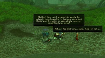 """Blizzard переписывают диалоги, содержащие слово """"дева"""", чтобы сделать WOW менее сексистской игрой"""