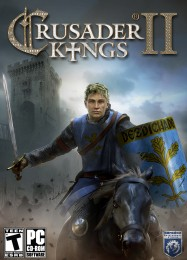 Обложка игры Crusader Kings 2
