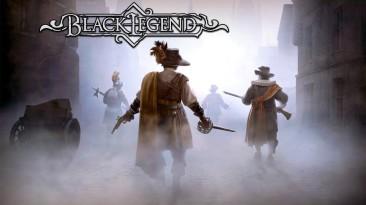 Первый геймплей пошаговой стратегии Black Legend