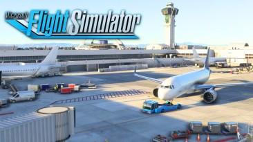 Большинство игроков в Microsoft Flight Simulator в первую очередь летели домой