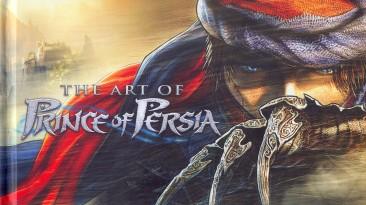 "Prince of Persia (2008) ""ARTBOOK"""