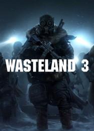 Обложка игры Wasteland 3