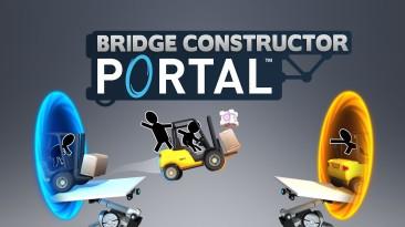 Большое обновление озвучки для Bridge Constructor Portal