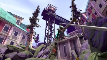 Трейлер постапокалиптической игры Apex Construct от создателей Battlefield и Mirror's Edge