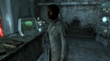 """Fallout 3 """"Новая одежда Братства Стали"""""""