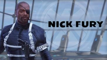 Marvel Heroes - Ник Фьюри, Медуза, Операция Омега и обновленная Система Бесконечности