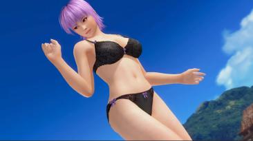 В Dead or Alive Xtreme: Venus Vacation началось празднование дня рождения Аяне