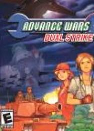 Обложка игры Advance Wars: Dual Strike
