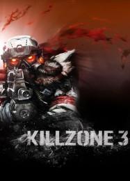 Обложка игры Killzone 3