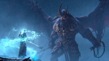 Новый тизер-трейлер игрового процесса Total War: Warhammer 3
