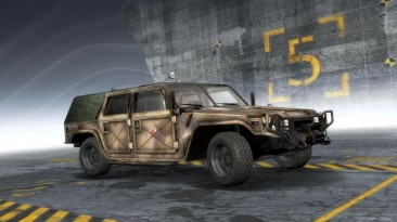 "Need for Speed ProStreet ""URO Vamtac"""
