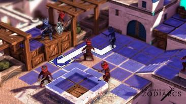 Children of Zodiarcs: Новая тактическая jRPG в Steam Greenlight