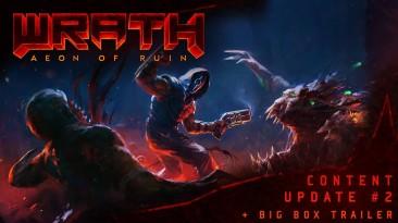 Полноценный релиз WRATH: Aeon of Ruin состоится 25 февраля 2021 года