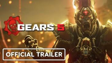 Анонсирована 7 операция в Gears 5