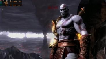 Прогресс эмуляции: God Of War 3 - полтора часа геймплея на эмуляторе PS3!