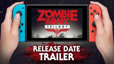 Zombie Army Trilogy выйдет на Nintendo Switch уже в марте