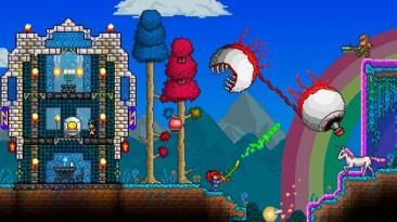 Terraria выйдет на Wii U в июне