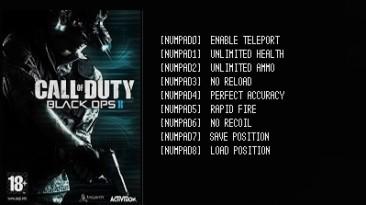 Call of Duty: Black Ops 2: Трейнер/Trainer (+7) [Skidrow] {LIRW / GHL}
