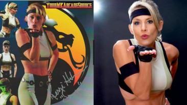 """""""Самая лучшая Соня"""": Модель Сони Блейд из Mortal Kombat 3 вернулась в образ спустя 25 лет и поразила фанатов"""