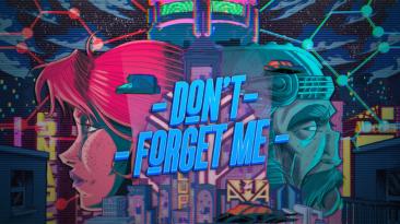 Джаз-панковый детектив Don't Forget Me вышел в Steam и GOG