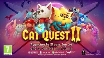 Cat Quest 2 - Две лапы лучше чем одна