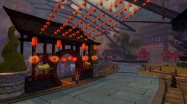 В Guild Wars 2 отмечают Китайский Новый год