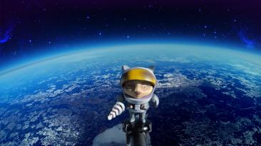 Riot Games в СНГ отправила в космос чемпиона League of Legends в честь Дня космонавтики
