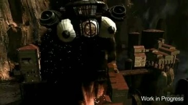 "Damnation ""Verticality Trailer"""