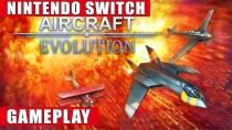 Геймплей лётного экшена Aircraft Evolution