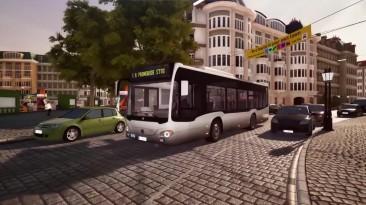 Анонс на консолях Bus Simulator 19