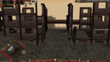 "Warhammer 40 000: Dawn of war ""Ретекстур всех объектов и деталей"""