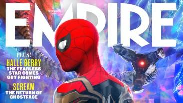 """Первые официальные кадры из фильма """"Человек-паук: Нет пути домой"""""""