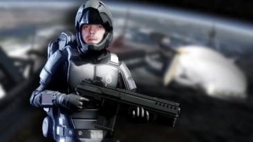 """Interstellar Marines """"Steam-трейлер"""""""