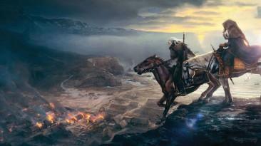 Посмотрите, как создавалась удивительная карта игровой зоны The Witcher 3