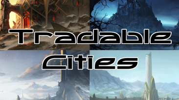 """Endless Legend """"Tradable Cities"""""""