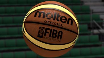 """NBA 2K14 """"FIBA 2014 Spain Molten Ball"""""""