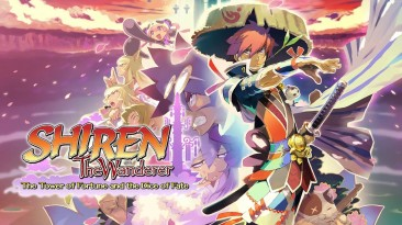 Более часа игрового процесса Shiren the Wanderer: The Tower of Fortune and the Dice of Fate